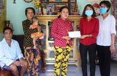 Gần 13 triệu đồng đến với gia đình người đàn ông Khmer nghèo bị nổ đầu đạn
