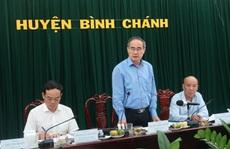 Cán bộ ở huyện Bình Chánh có tiếp tay cho đầu nậu đất hay không?