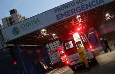 Số ca nhiễm Covid-19 tăng chóng mặt, Brazil vượt Tây Ban Nha và Ý