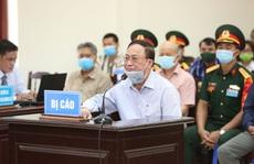 Cựu Đô đốc Nguyễn Văn Hiến nhận sai