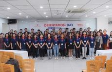 SonKim Retail tuyển dụng sinh viên ngay tại lễ khai giảng của Trường CĐ Việt Mỹ