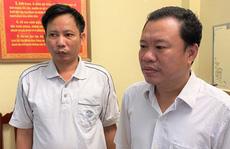 Bắt 2 cán bộ xã ở Thanh Hóa bán trái thẩm quyền hơn 16.000 m2 đất