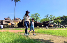 Đưa xe tăng, máy bay... ở bảo tàng ra khỏi kinh thành Huế bằng cách nào?