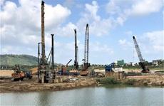 Chủ tịch tỉnh Quảng Ngãi yêu cầu rà soát dự án đập dâng 1.500 tỉ đang thi công