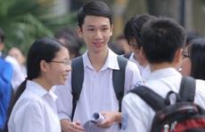 Tuyển sinh ĐH 2020: Công bố kết quả xét tuyển trước 27-9