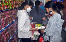 Hà Nam: Tổ chức 'Phiên chợ công nhân - giá 0 đồng'