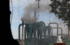 Ô nhiễm môi trường ở mức báo động