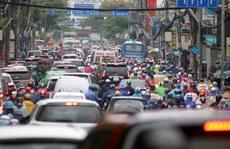 TP HCM: Camera 'bắt dính' hơn 600 xe vi phạm sau 3 tháng