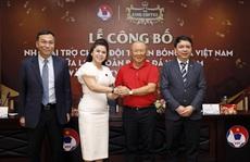 Bà Lê Hoàng Diệp Thảo tài trợ 3 năm cho hai đội tuyển Việt Nam