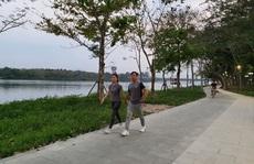 Xanh - đẹp đôi bờ sông Hương