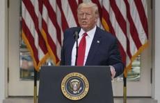 """Ông Trump """"nói là làm"""" về vấn đề Hồng Kông"""