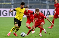 Kimmich lập siêu phẩm, Bayern Munich 'đè' Dortmund ở siêu kinh điển