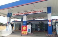 Xăng dầu 'găm hàng' chờ tăng giá, Bộ trưởng Trần Tuấn Anh chỉ đạo khẩn
