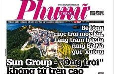 Báo Phụ nữ TP HCM bị đình bản báo điện tử 1 tháng, phạt 55 triệu đồng