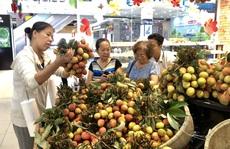 Kích cầu tiêu thụ vải thiều Bắc Giang, Hải Dương