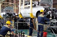 Áp thuế nhập khẩu 0% với linh kiện lắp ráp ôtô