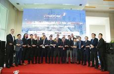 Phú Đông Group ký hợp tác với 15 đối tác triển khai dự án mới
