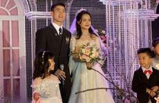 Duy Mạnh khoe sắp làm cha sau 3 tháng kết hôn