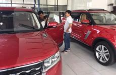 Ôtô Trung Quốc cố lấy lòng khách Việt