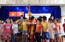 Hơn 100 con đoàn viên - lao động tham dự ngày hội 'Giấc mơ hồng'