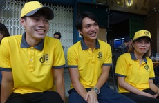 Tuấn Anh, Văn Toàn ước có Quả bóng Vàng như cựu thủ môn Kiều Trinh
