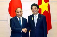 Thủ tướng Shinzo Abe : Khuyến khích doanh nghiệp Nhật tăng cường đầu tư vào Việt Nam