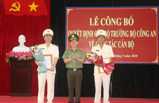 Phó Giám đốc Công an Bình Định được điều động làm Giám đốc Công an tỉnh Quảng Ngãi
