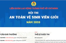 Công bố kết quả đợt 1 hội thi An toàn vệ sinh viên giỏi năm 2020