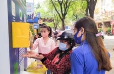 'ATM thực phẩm miễn phí': Cảm ơn chương trình ý nghĩa