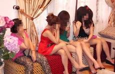 Quảng Bình: Bắt quả tang 4 'chân dài' đang bán dâm cho khách, với giá 500.000 đồng/lượt