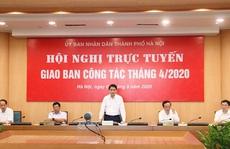 Chủ tịch Hà Nội: Tôi biết có phó phòng 'om' hồ sơ của doanh nghiệp tới 8 tháng