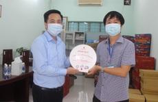 Đồng Nai: Khen thưởng đơn vị chế tạo thiết bị khử trùng tự động