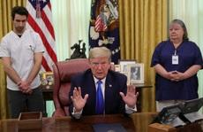 Tổng thống Trump tiếp tục trút giận lên Trung Quốc