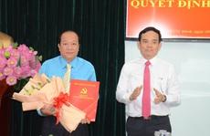 Đại tá Trần Thanh Trà giữ chức Phó trưởng Ban Nội chính Thành ủy TP HCM