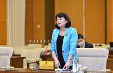 Phó Chủ tịch nước nêu vụ Đường 'Nhuệ' tại Ủy ban Thường vụ Quốc hội
