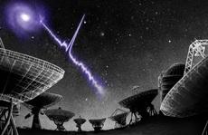 Bí ẩn sóng vô tuyến vật thể 'ma' truyền tới trái đất
