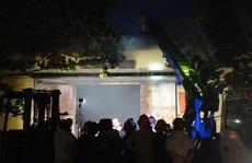 Cháy kho vật tư Điện lực Bình Định, thiệt hại hàng tỉ đồng
