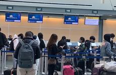Đưa 276 công dân Việt Nam từ Canada về nước