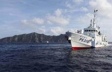 Tàu Trung Quốc rượt đuổi tàu cá Nhật Bản gần quần đảo Điếu Ngư/Senkaku
