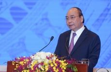 Thủ tướng Chính phủ dẫn bài thơ 'Tự khuyên mình' tại hội nghị với doanh nghiệp