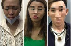 'Nữ quái' mua ma túy đãi bạn chia tay trước khi đi tù