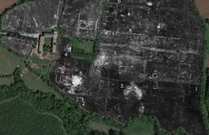 Quét radar, lộ diện hàng loạt 'bóng ma' 1.800 tuổi bên dưới thành phố cổ
