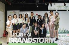 Công bố người chiến thắng cuộc thi L'Oréal Brandstorm Việt Nam 2020