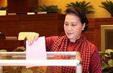 Chủ tịch Quốc hội Nguyễn Thị Kim Ngân làm Chủ tịch Hội đồng Bầu cử quốc gia