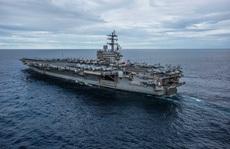 Ba tàu sân bay Mỹ đồng loạt đến Thái Bình Dương, 'chế ngự Trung Quốc'