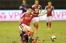 Công Phượng thất bại trận derby Sài thành, ĐKVĐ Hà Nội bị 'tân binh' cầm hòa đáng tiếc