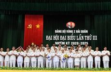 Bế mạc Đại hội đại biểu Đảng bộ Vùng 2 Hải quân