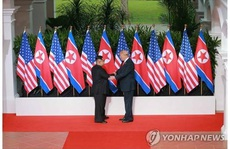 Kỷ niệm 2 năm thượng đỉnh, Triều Tiên tặng Mỹ 'gáo nước lạnh'