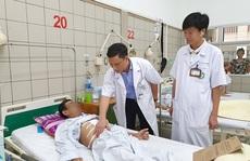 'Chế' thực quản bằng đại tràng cho bệnh nhân mắc 2 bệnh ung thư đường tiêu hoá