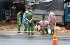 Tạm giữ tài xế gây tai nạn thảm khốc ở Đắk Nông, kiểm tra ma túy và độ cồn